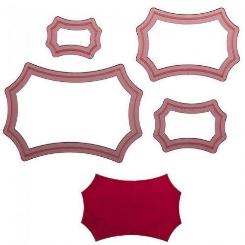Isabella Frame Cutter Set - Sweet Elite